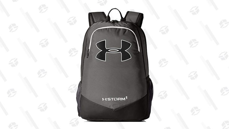 Under Armour Boy's Storm Scrimmage Backpack | $27 | Amazon