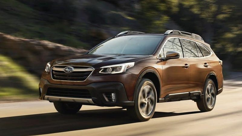 The 2019 Outback