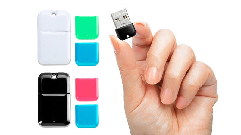 Illustration for article titled The First USB 3.0 Flash Drive That's Small Enough To Lose