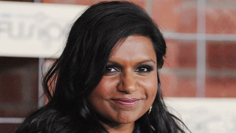 Illustration for article titled Magazine Article About Mindy Kaling Fails To Mention She's A Woman