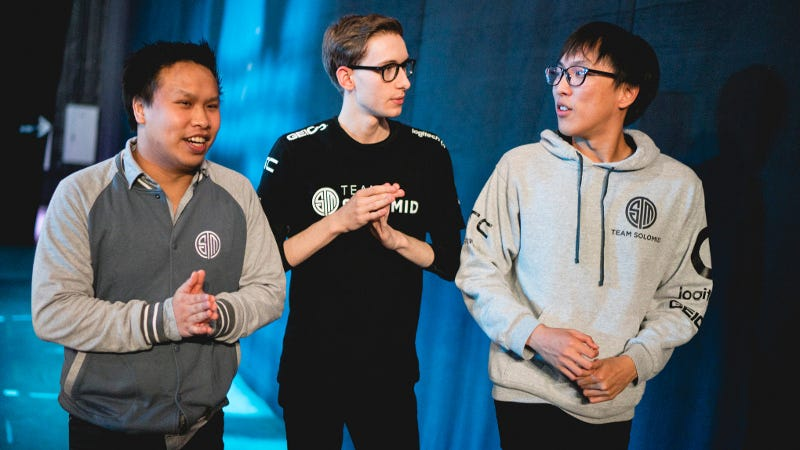 Illustration for article titled Team SoloMid In Another League Of Legends Final, But Won't Have Any More Help
