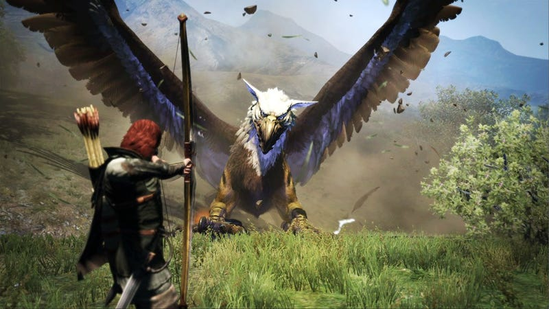 Illustration for article titled Dragon's Dogma Is Getting The Fresh Chance It Deserves On Switch