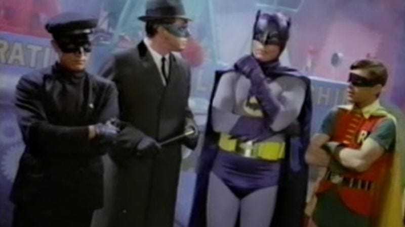 Illustration for article titled Kevin Smith to write Batman/Green Hornet team-up comic