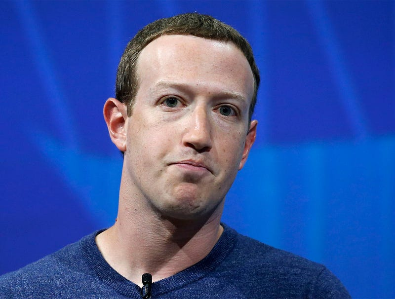 Illustration for article titled Mark Zuckerberg's Net Worth Plunges Not Even Close To Enough