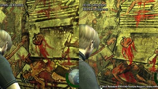 <i>Resident Evil 4</i> Fans Are Creating the HD Graphics Capcom Neglected