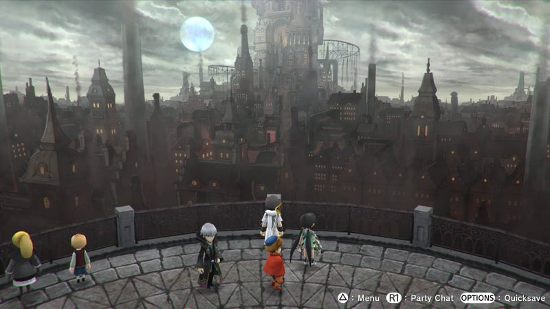 Illustration for article titled Square Enix's Lost Sphear Feels Like It Was Made In A Factory