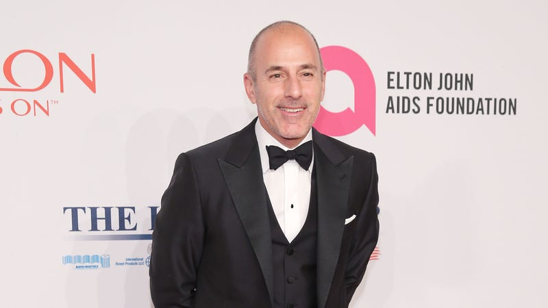 Illustration for article titled NBC Head of Human Resources to Resign Amidst Matt Lauer Fallout [Updated]