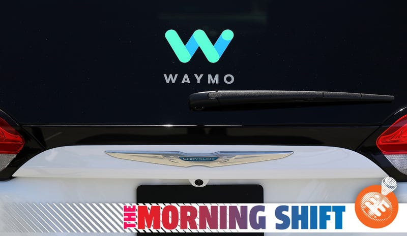 Illustration for article titled Waymo Calls On NHTSA To Scrap Standards For Autonomous Vehicles