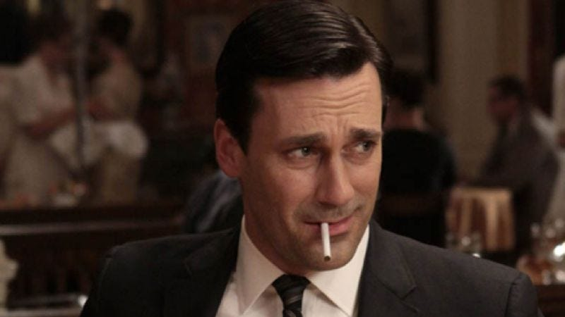 Illustration for article titled Mad Men's fifth season is almost a done deal, but you probably won't see it for a while