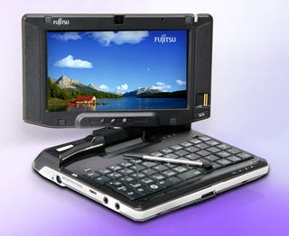 Illustration for article titled Hands On With Fujitsu's $999 LifeBook U810 UMPC