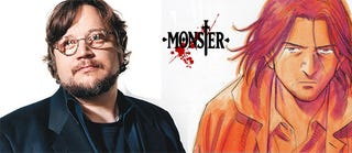 Illustration for article titled HBO and Guillermo del Toro teaming up to adapt Naoki Urasawa's Monster