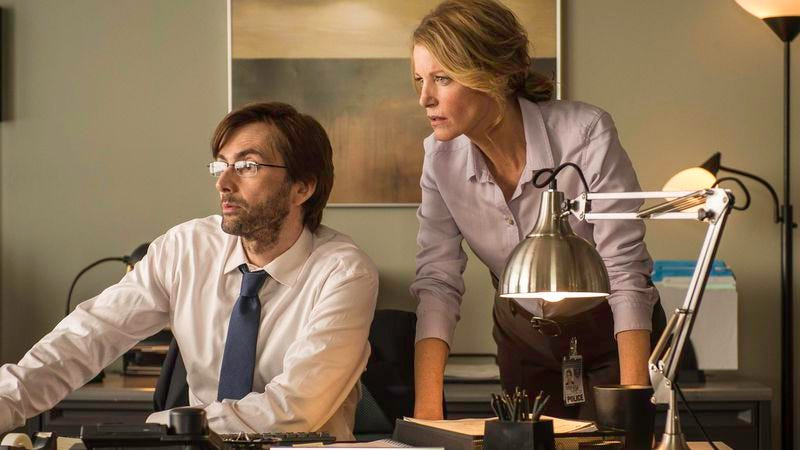 Illustration for article titled Gracepoint is missing a point (and not just because of Broadchurch)