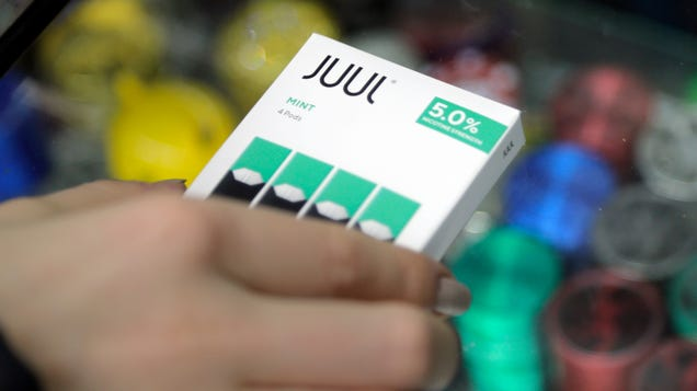 Juul s $13 Billion Deal With Marlboro Maker Isn t Sitting Well With the FDA