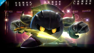 Illustration for article titled Meta Knight Returns, Looks as Menacing as Ever in Super Smash Bros. 4