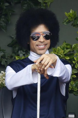 Prince Rogers Nelson in 2014KENZO TRIBOUILLARD/AFP/Getty Images