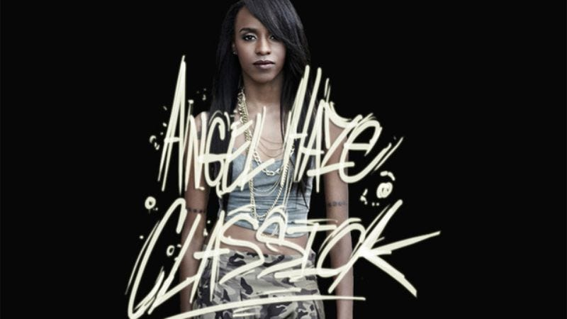 "Illustration for article titled Angel Haze bravely raps about years of sexual assault in ""Cleaning Out My Closet"""