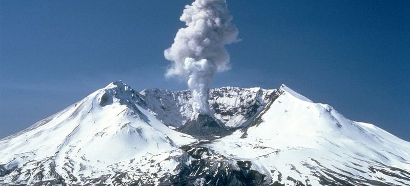 Illustration for article titled Scientists Are Dropping Explosives All Over Mount St. Helens On Purpose
