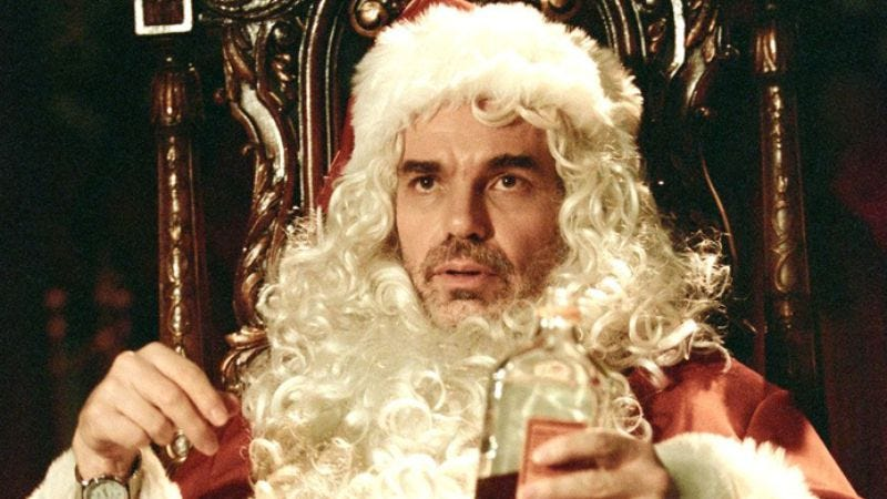 Illustration for article titled There are now two new Bad Santa scripts in the works