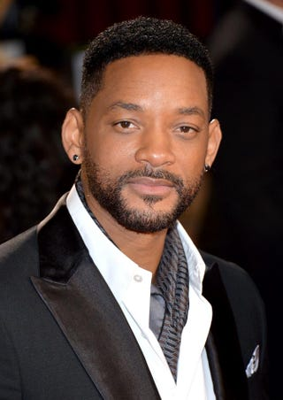 Will Smith attends the Oscars at the Hollywood & Highland Center on March 2, 2014, in Hollywood, Calif. Michael Buckner/Getty Images