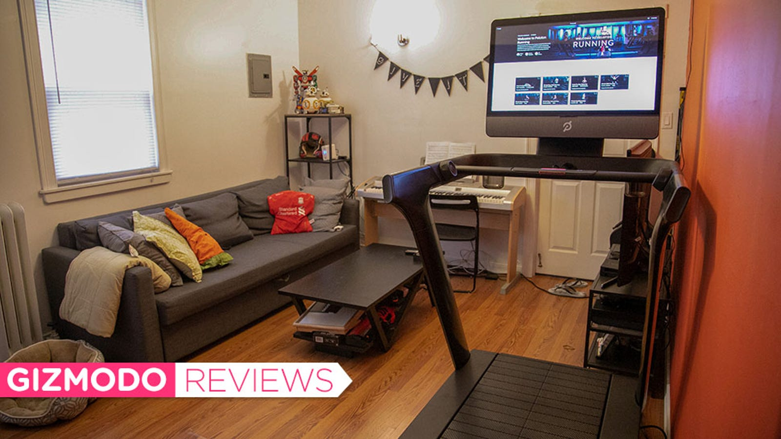 QnA VBage Peloton's $4,000 Treadmill Makes Me Wish I Was Rich Enough to Afford It