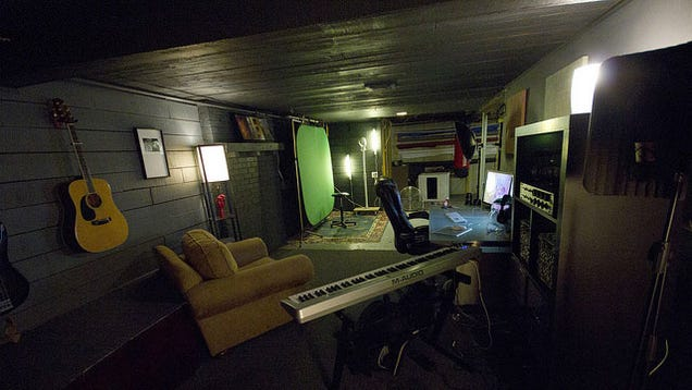 The Basement Studio Workspace