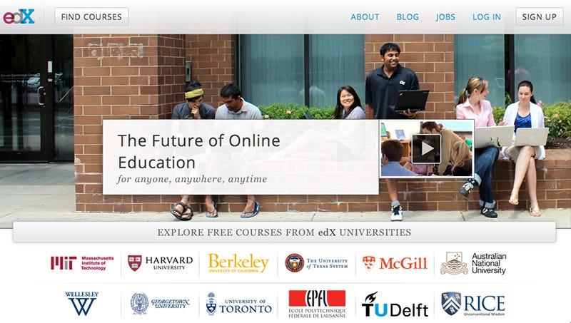 Illustration for article titled edX y Stanford crean la mayor plataforma de código libre para la educación online