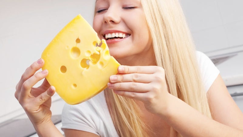Illustration for article titled Poll Finds that Women Are Happiest at Size 12 (Because Cheese Probably)