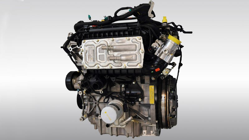 Illustration for article titled Ford's New 1.5-liter EcoBoost Four Will Power The Fusion
