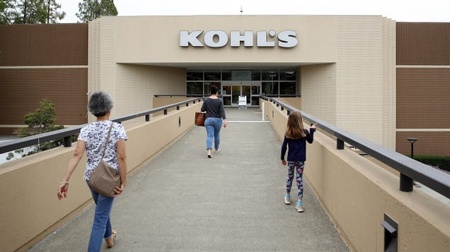 Return Your Unwanted Amazon Purchases to Kohl s