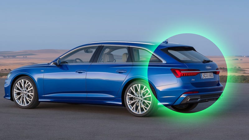 Illustration for article titled The Audi A6 Avant Keeps Getting Less Wagon-y