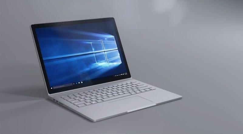 La nueva Surface Book ya está aquí, y es el futuro de los portátiles con Windows 10