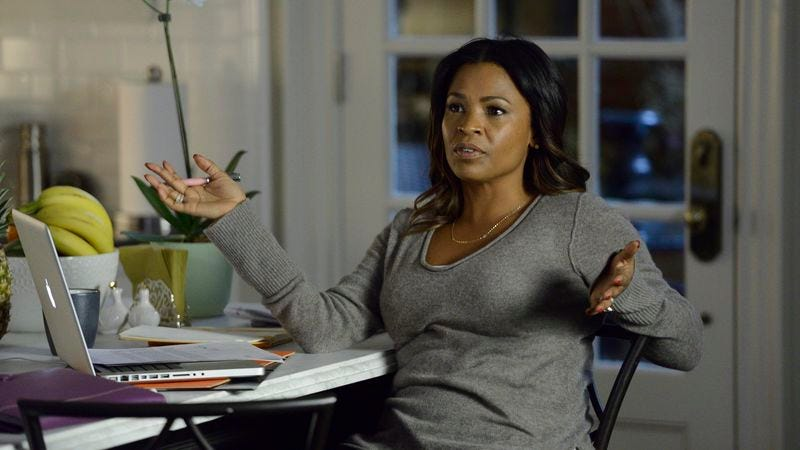Nia Long in The Divide