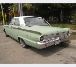 Old Vehicles Found Parked On The Streets Of Island That Rust Forgot Alameda California Theres A Real Shortage Mint Green Fairlane Sedans