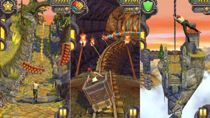 Illustration for article titled Go Download Temple Run 2 Right Now