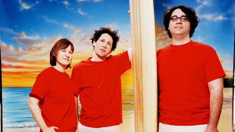 Illustration for article titled Yo La Tengo makes an incredibly cautious romantic overture