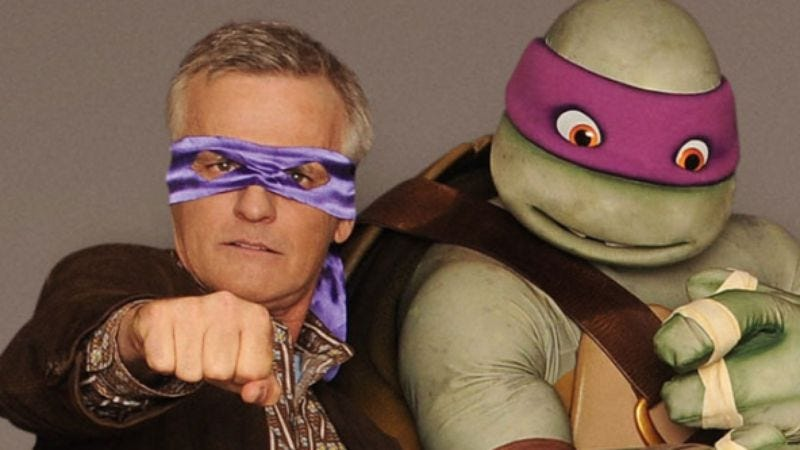 Illustration for article titled Voice actor Rob Paulsen on playing Pinky, Yakko Warner, and two mutant ninja turtles
