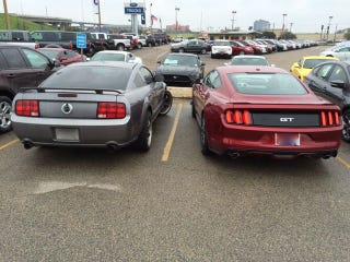 2015 Mustang Vs 2007 Mustang How Much Better Is It Really