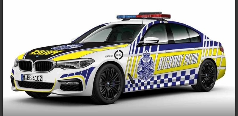 Illustration for article titled Victoria Police choose BMW