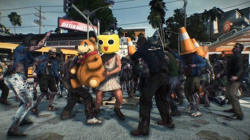 Illustration for article titled Dead Rising 3 Demo Gameplay: More Zombies and More Screwing Around