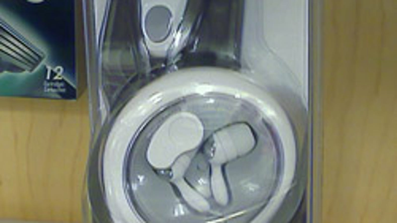double earphones headset
