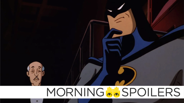 Could a Batman: The Animated Series Continuation Be in the Works at Warner Bros?