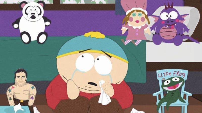 "Illustration for article titled South Park: ""1%"