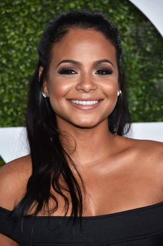 Singer-songwriter Christina MilianMike Windle/Getty Images