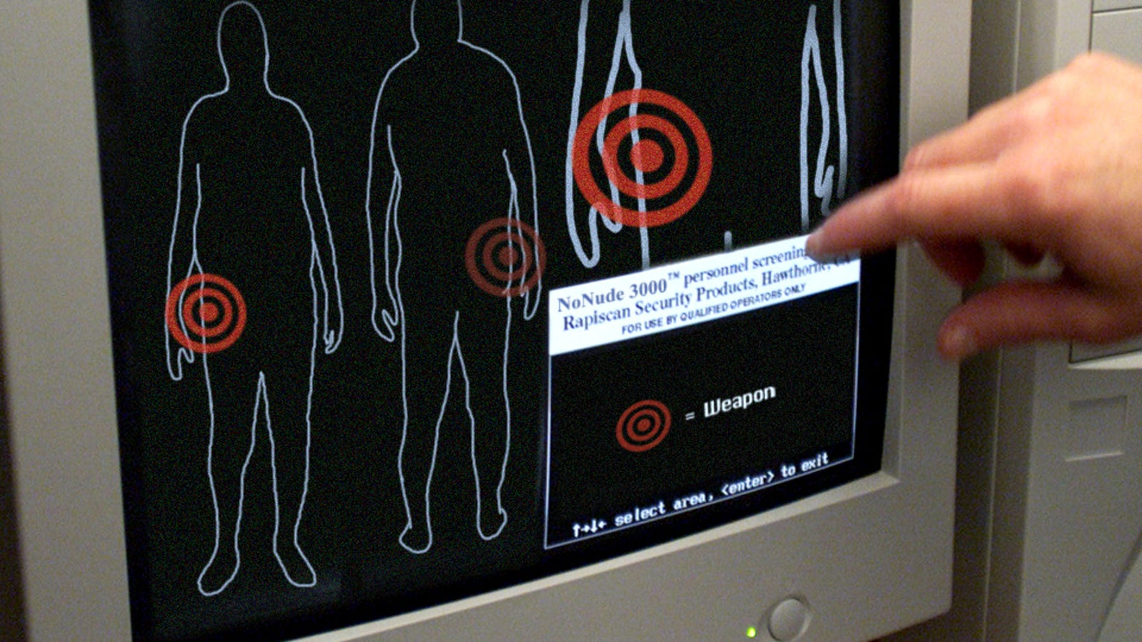 TSA to remove controversial X-ray scanners   cleveland.com