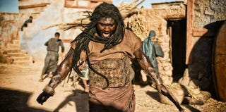 Nonso Anozie as the character Samson (The Bible TV series)