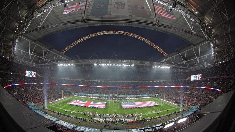 Illustration for article titled NFL to move Jags to London?