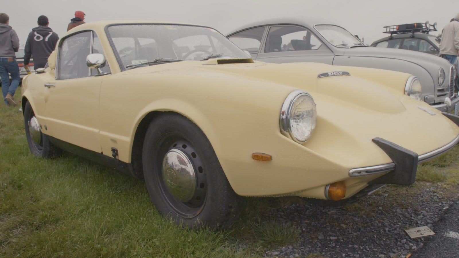 Here Are Five Wonderful Cars At The Carlisle Import And