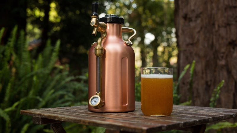 Illustration for article titled Father's Day Gift: Get 25% Off A Portable Growler (From $114)