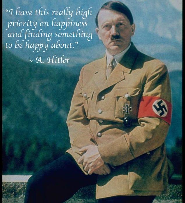 30 Eye Catching Hitler Quotes