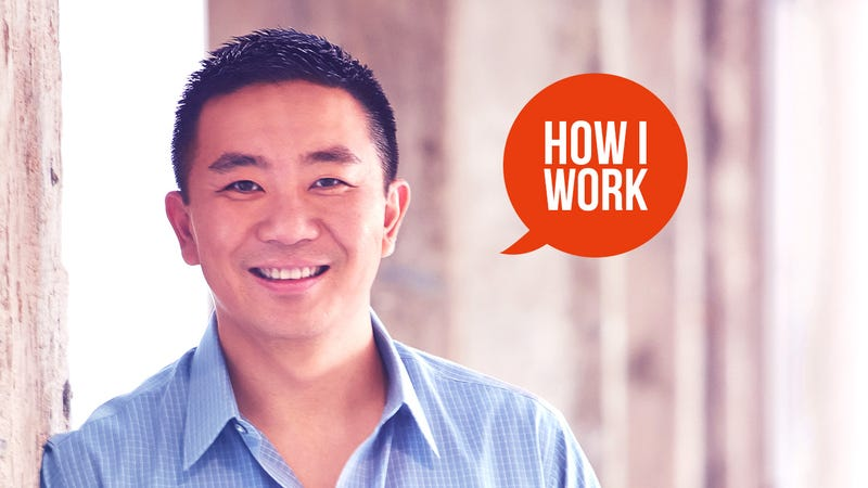 Illustration for article titled I'm Ken Lin, CEO of Credit Karma, and This Is How I Work